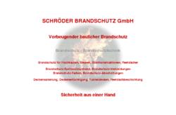 Schröder Brandschutz GmbH