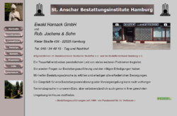 Bestattungsinstitut Ewald Harnack GmbH