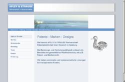 Patentanwaltskanzlei Dr. Apley