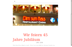 Dim Sum Haus Restaurant China