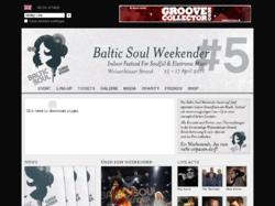Baltic Soul Weekender