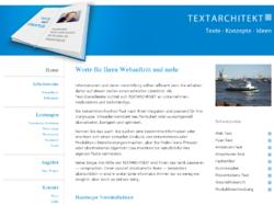 Textarchitekt