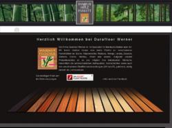 Bambusparkett Durafloor Werner GmbH