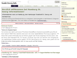 St.Georg Informationen