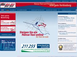 Hansa Funktaxi 211211