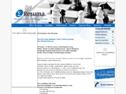 Resuma Marktforschung und Strategie-Beratung