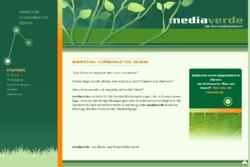 mediaverde - Das Kommunikationsbüro
