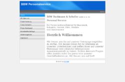 Personalservice BBW
