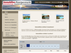Immobilien-Anzeigen-Markt von ACT-REP Ind. GmbH