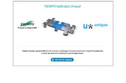 Tiempo Personalleasing GmbH