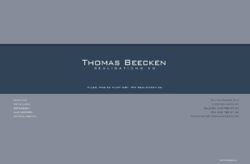 Thomas Beecken Realisations KG