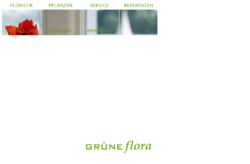 Grüne Flora