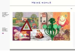 Meike Kohls Atelier für Malerei