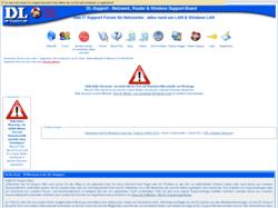 DL-Support PC Router und Netzwerk Support