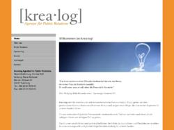 Krealog Agentur für Public Relations, Sponsoring & Events