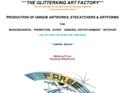 The Glittering Art Factory
