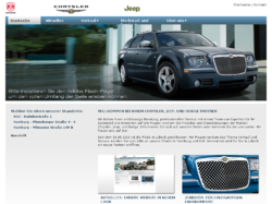 Chrysler Niederlassung Hamburg