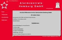 Alarmzentrale Hamburg