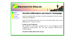 Alarmtechnik West