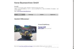 Hanse Baumaschinen GmbH