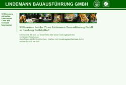 Lindemann Bauausführung GmbH