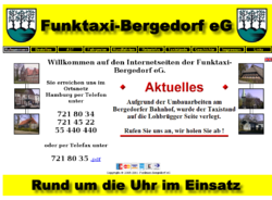 Funktaxi-Bergedorf eG