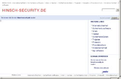 HINSCH-SECURITY Ltd. - Sicherheitsdienste