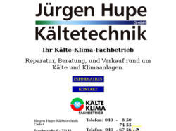Hupe Kältetechnik GmbH