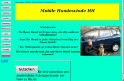 Mobile Hundeschule Hamburg