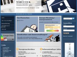 Schornsteinfeger Marco Fick