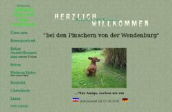 Hunde Tiere Zwergpinscher Hundezeitschrift Tierärzte