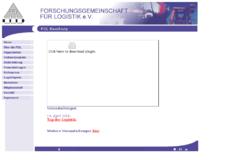 FGL Forschungsgemeinschaft für Logistik e.V.