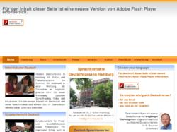 Deutschkurse in Hamburg mit Sprachkontakte