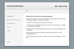 Mac Hilfe Hamburg