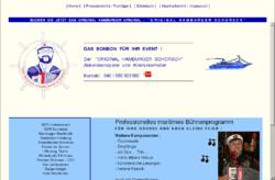 Akkordeonorchester Hamburg Dirigent Georg Beyer