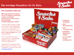 Snacks4Sale Snackbox Service