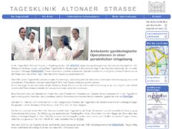 Tagesklinik Altonaer Strasse