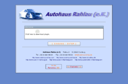 Autohaus Rahlau in Hamburg
