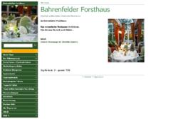 Bahrenfelder Forsthaus