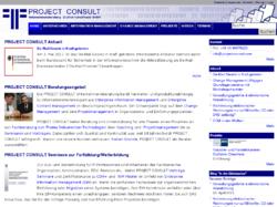 Project Consult Unternehmensberatung GmbH