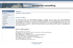 Prosperity Consulting