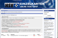 HSV Online Ticket Shop