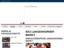 Einkaufszentrum Langenhorner Markt