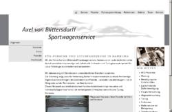 Axel von Bittersdorff Sportwagenservice