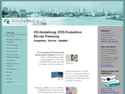 CD und DVD Herstellung