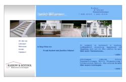 Karkow und Schynol Bauunternehmung