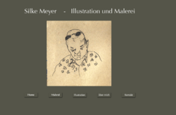 Silke Meyer Illustration und Malerei
