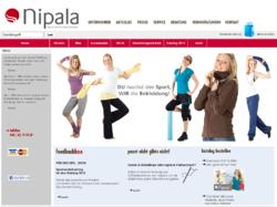 nipala sportswear - ehemals WARM SPORTS Sportswear