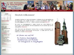Ev.-luth. Kirchengemeinde St. Georg-Borgfelde