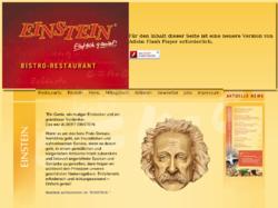 Einstein Bistro und Restaurant